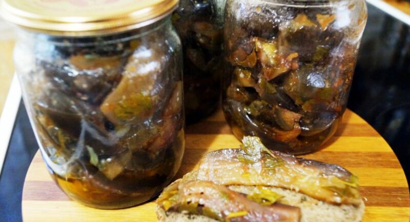 Баклажаны как грибы — готовим быстро и вкусно