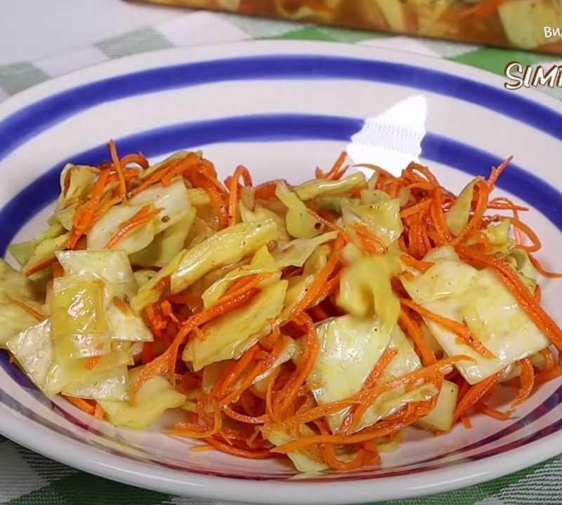 Капуста по-корейски – 7 рецептов приготовления - rus-womens