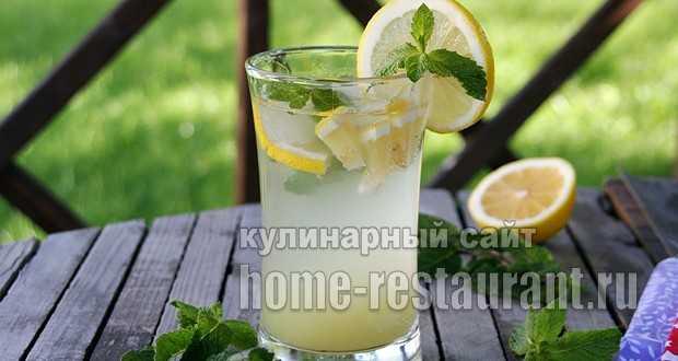 Напиток из базилика. рецепт с лимоном и медом