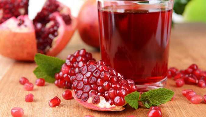 Гранат – калорийность, польза и противопоказания к употреблению