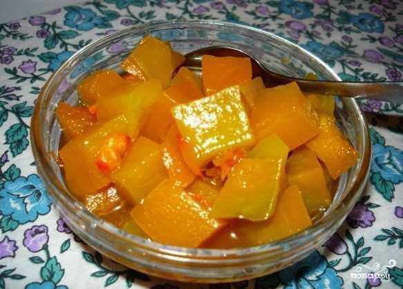 Компот из тыквы под ананасы на зиму: как приготовить, рецепт с фото и видео