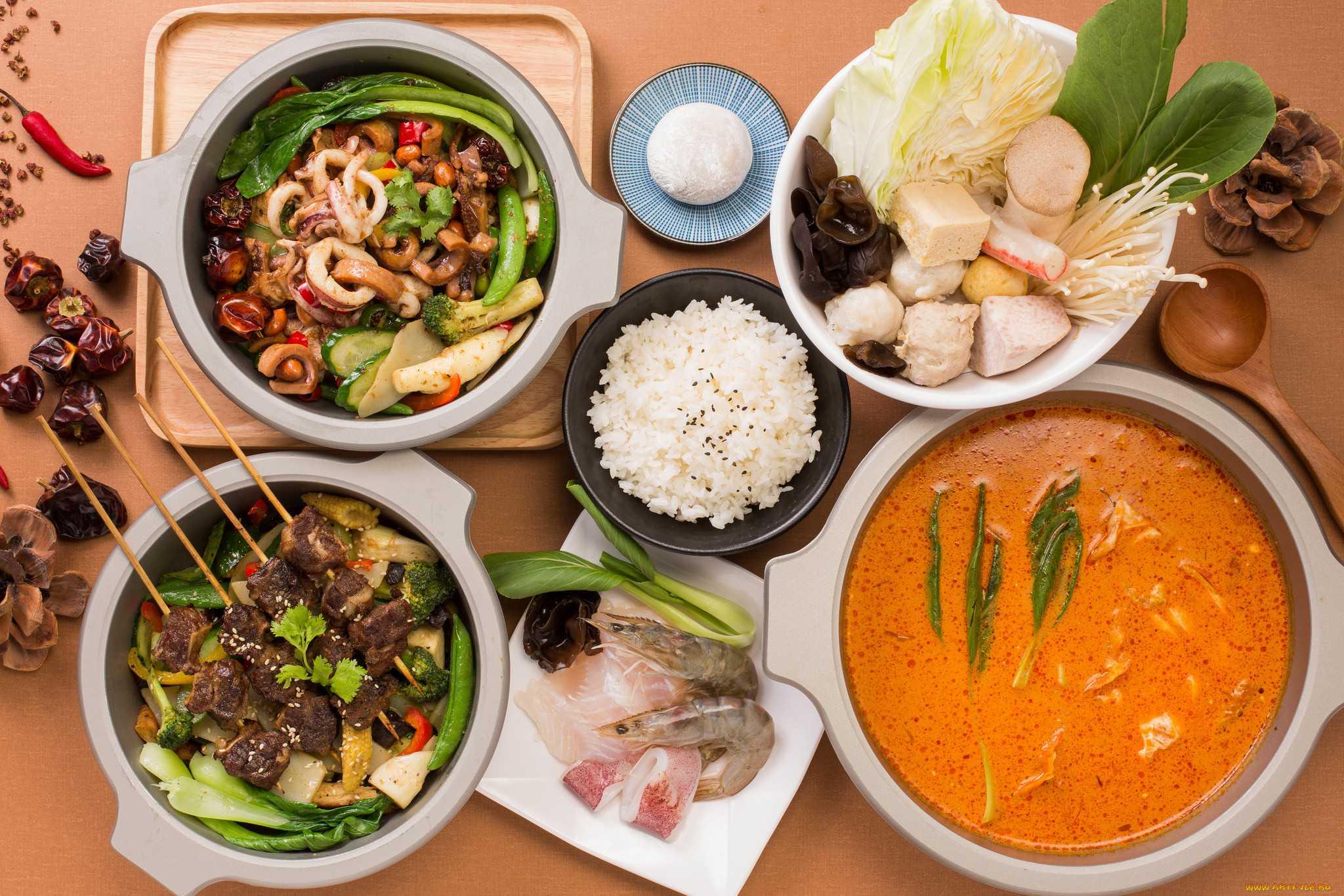 Китайские салаты: рецепты с фото в домашних условиях