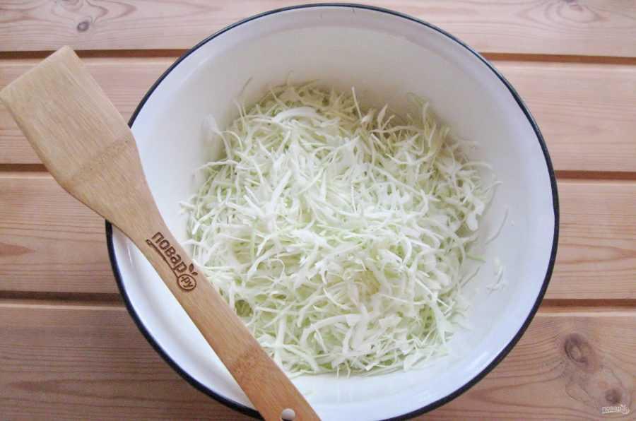 Квашеная капуста без уксуса в банке на зиму на рассоле рецепт с фото пошагово - 1000.menu