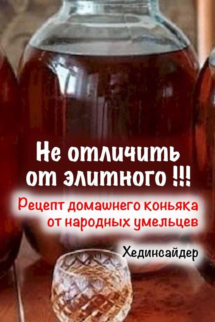 Домашний коньяк из чернослива – элитный напиток. варианты домашнего коньяка из чернослива с пряностями, медом, на дубовой коре