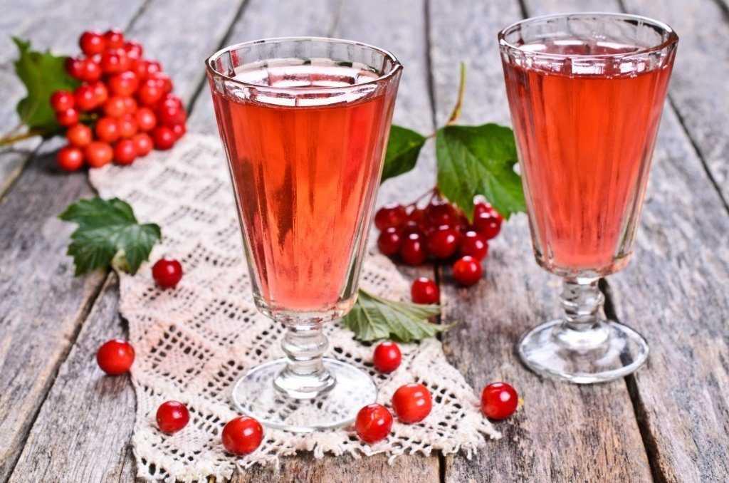 Домашнее вино из ягод клюквы