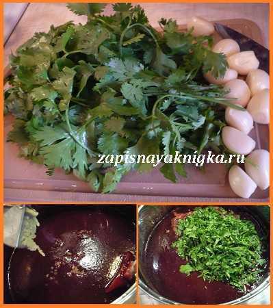 Рецепты приготовления соуса из терна ткемали в домашних условиях: простые рецепты на зиму