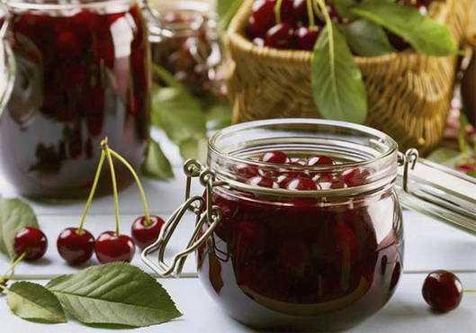 Варенье из вишни – 6 лучших рецептов заготовки с косточками