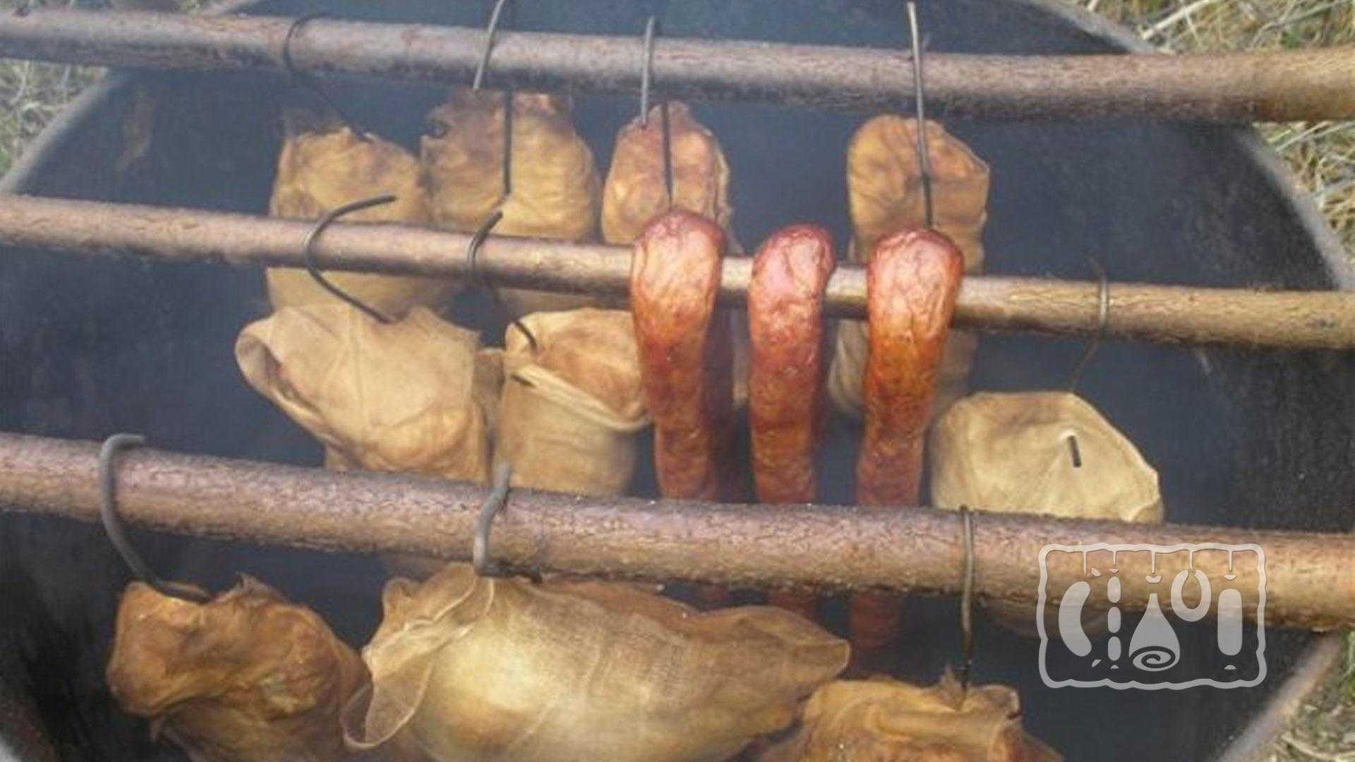 Как замариновать и засолить курицу для копчения