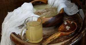 Пошаговый рецепт приготовления кваса из березового сока