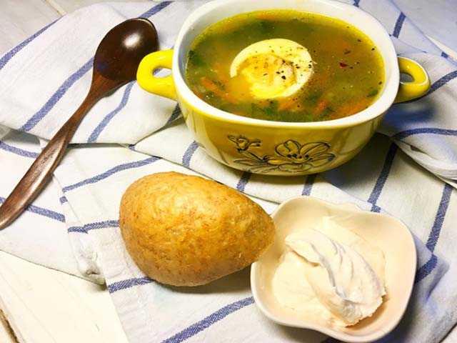 Сырный суп с шампиньонами и цветной капустой - идеальный вариант легкого обеда: рецепт с фото и видео