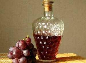 Как приготовить вино из винограда изабелла