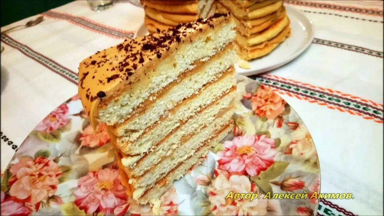 Торт «рыжик»: самый лучший рецепт для приготовления в домашних условиях (с фото и видео)