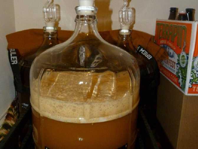Рецепт браги для самогона на 2, 10, 12, 15, 17 и 18 литров, пропорции.