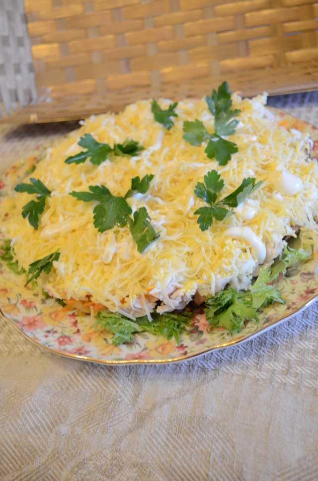 Как заготовить салат из огурцов «зимний король» на зиму — пошаговые рецепты