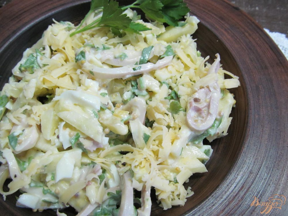 Рецепт салат из дайкона. калорийность, химический состав и пищевая ценность.