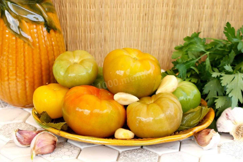 Малосольные помидоры: простой рецепт соления в сезон урожая