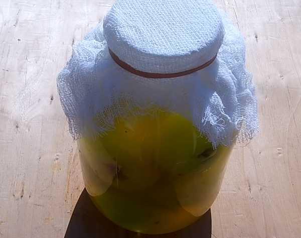 Рецепт яблок, мочёных в капусте - 8 пошаговых фото в рецепте