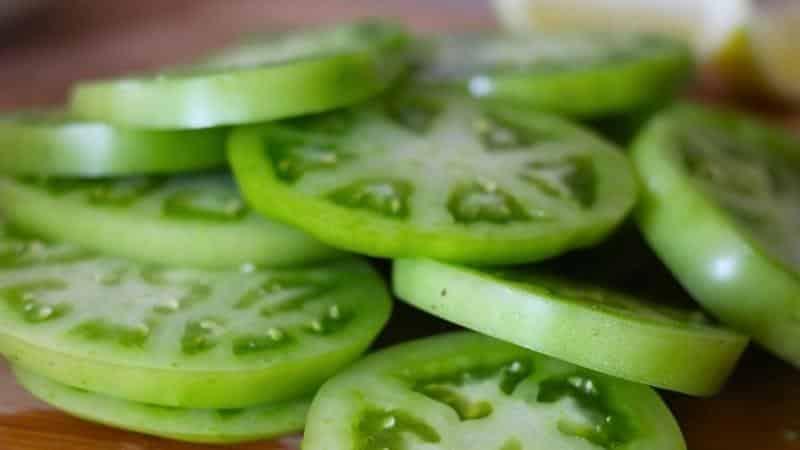 Зеленые помидоры, как раньше в магазинах. Рецепт маринованных зеленых помидоров магазинных времен СССР.