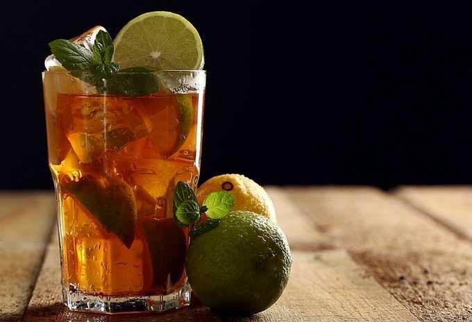 Чай с лаймом: варианты приготовления. Чем полезен напиток, возможные противопоказания. Рецепты чая с разными компонентами. Как приготовить освежающий летний напиток.