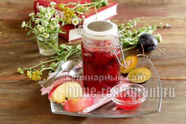 Слива в сиропе на зиму - лучшие рецепты вкусных сладких закруток
