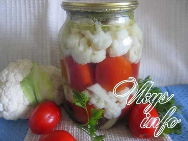 Как солить цветную капусту: изысканная и полезная быстрая заготовка    моя кухня