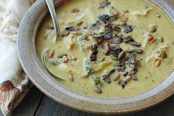 Суп из фасоли - как приготовить по пошаговым рецептам из консервированных, свежих или сухих бобов