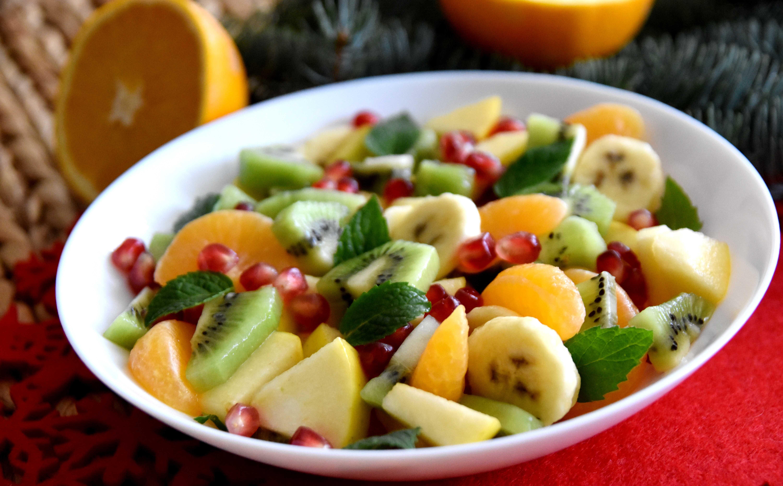 Фруктовые салаты - 20 простых и очень вкусных рецептов