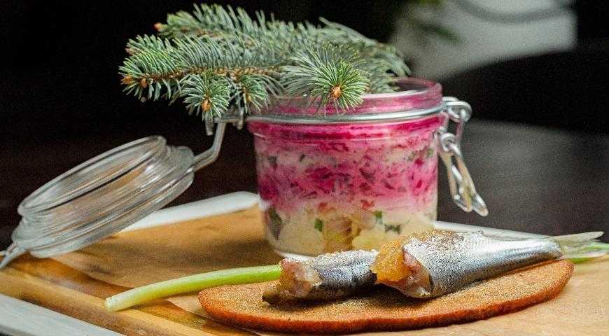 Ленивая селёдка под шубой рецепт с фото пошагово - 1000.menu