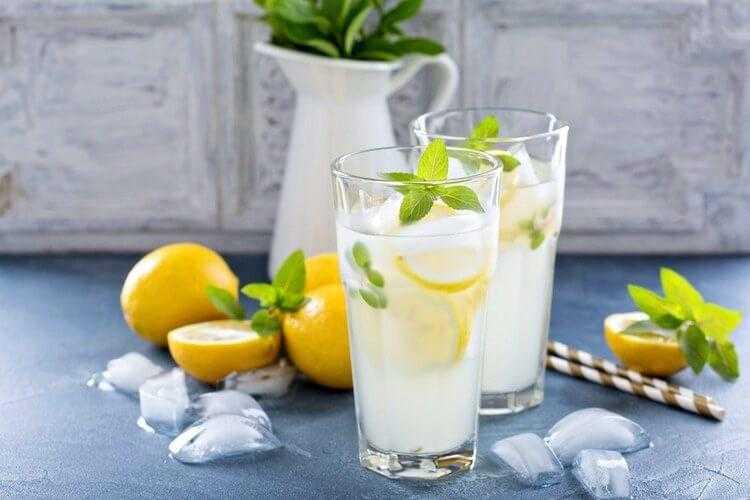 Компот из лимонов пошаговый рецепт быстро и просто