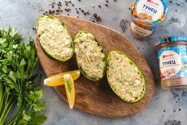 Салат с консервированным тунцом – 14 вкусных и полезных рецептов