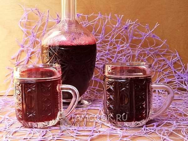Компот из вишни на зиму — 10 простых рецептов вишневого компота