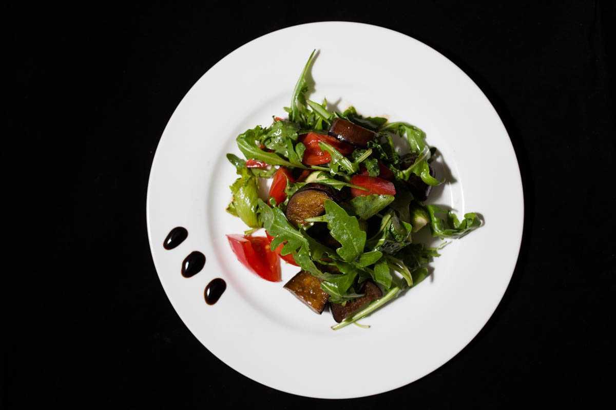 Греческий салат классический с фетой
