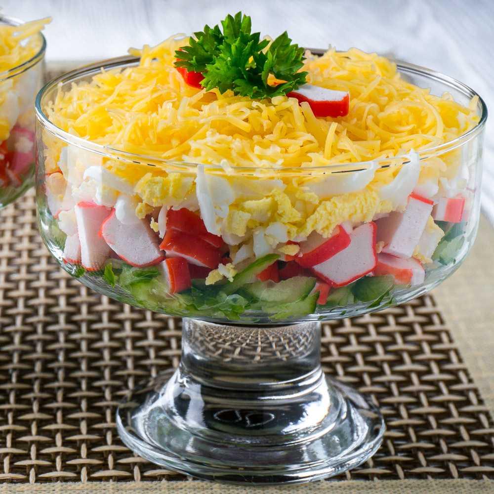 Просто и вкусно: рецепты новых салатов на день рождения