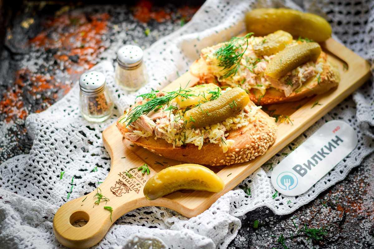 Легкие салаты с консервированным тунцом   esh-i-khudei.ru