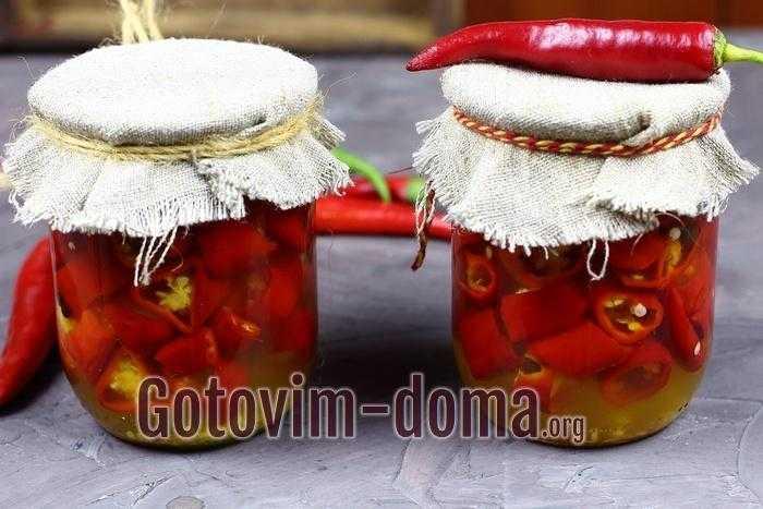 Перец, маринованный с медом, на зиму: как приготовить сладкие заготовки в медовой заливке из болгарского и острого перца