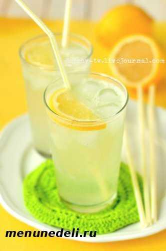 Лимонад из апельсинов в домашних условиях: рецепты с фото пошагово