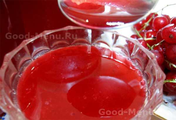 Густой джем из красной смородины 5 минутка на зиму - рецепты вкусного смородинового джема как желе