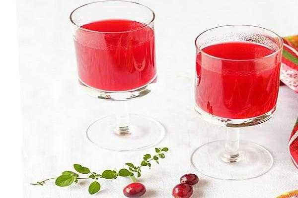 Настойка из клюквы на водке – рецепт, клюквенное вино