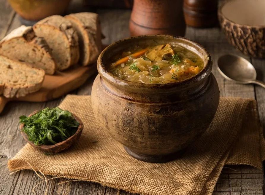 Суп с клецками - фото рецепт и интересные вариации рецепта