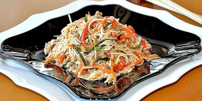 Хе по корейски в домашних условиях 25 рецептов - 1000.menu