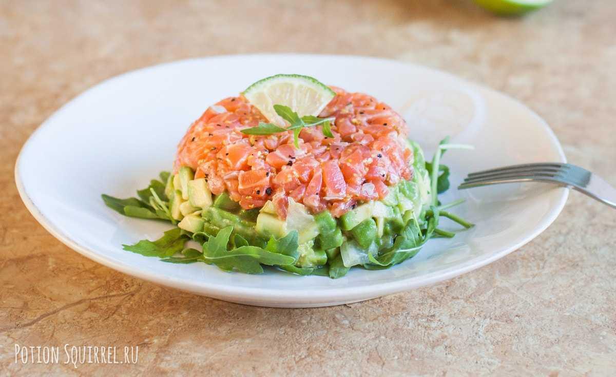 Салат суши — 7 рецептов невероятно вкусного салата