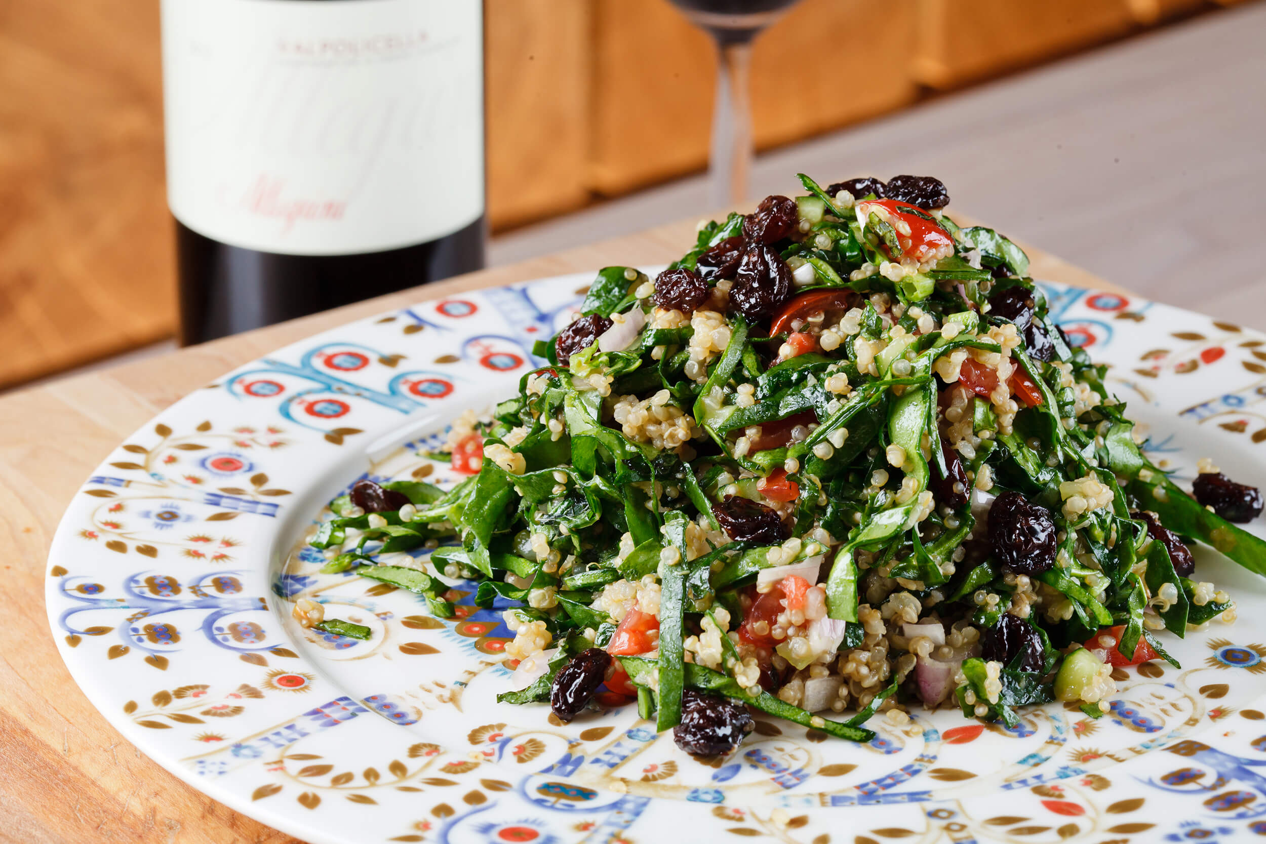 Салат с булгуром - 133 рецепта: салаты | foodini