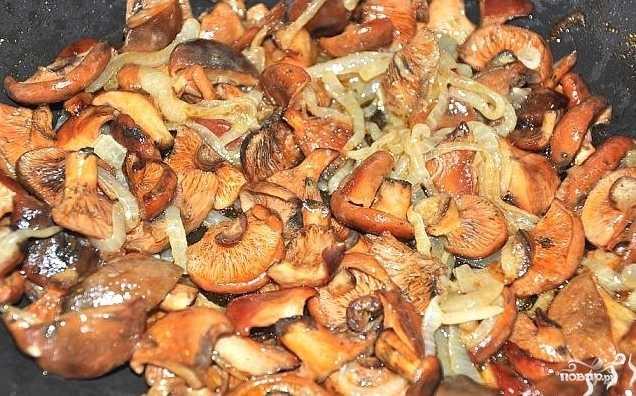 Как готовить рыжики — одни из самых поздних грибов