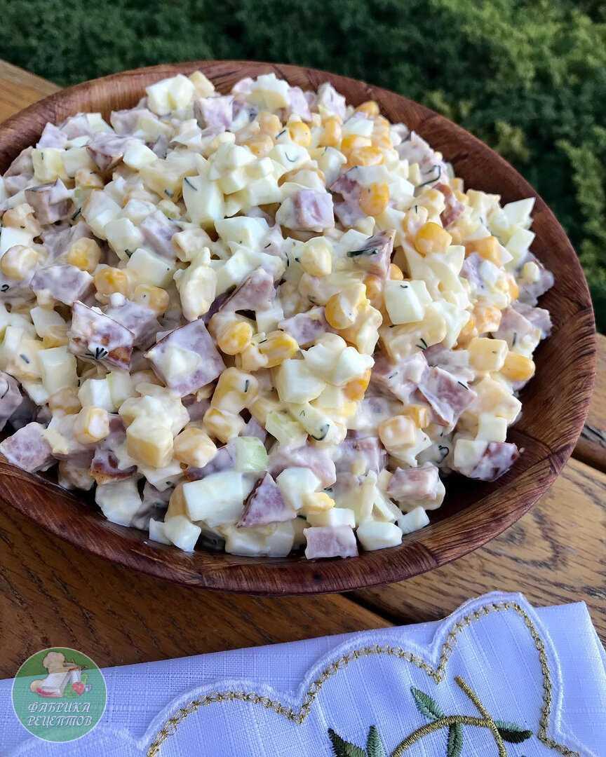 Салаты из курицы с сыром - 7 простых и вкусных рецептов с фото