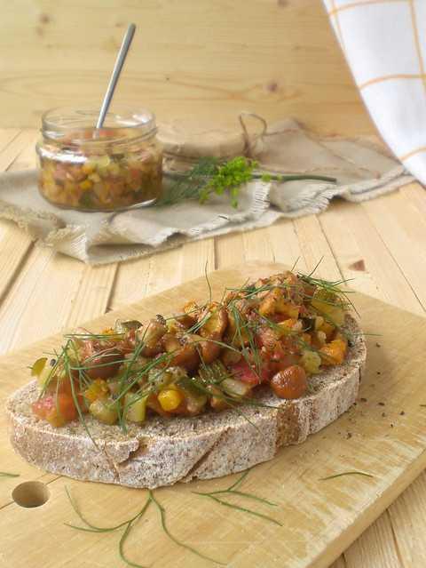 Кабачковая икра со вкусом грибов - твой кулинар