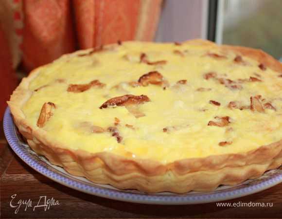 Начинка для пирожков из лисичек. пирог с грибами (лисички) из слоеного теста