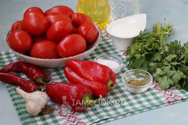Аджика армянская: состав, рецепт, советы по приготовлению
