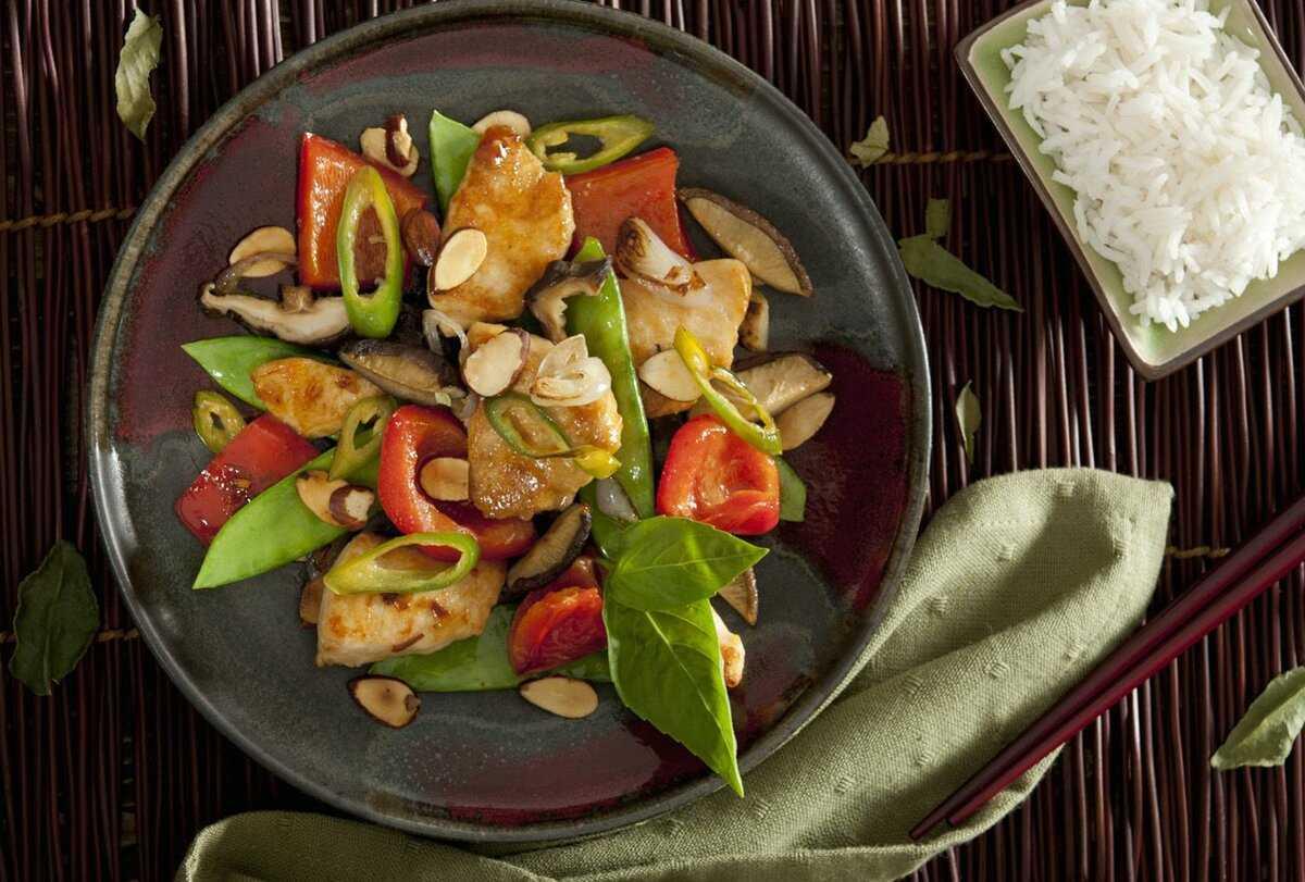 Рецепты китайский салат