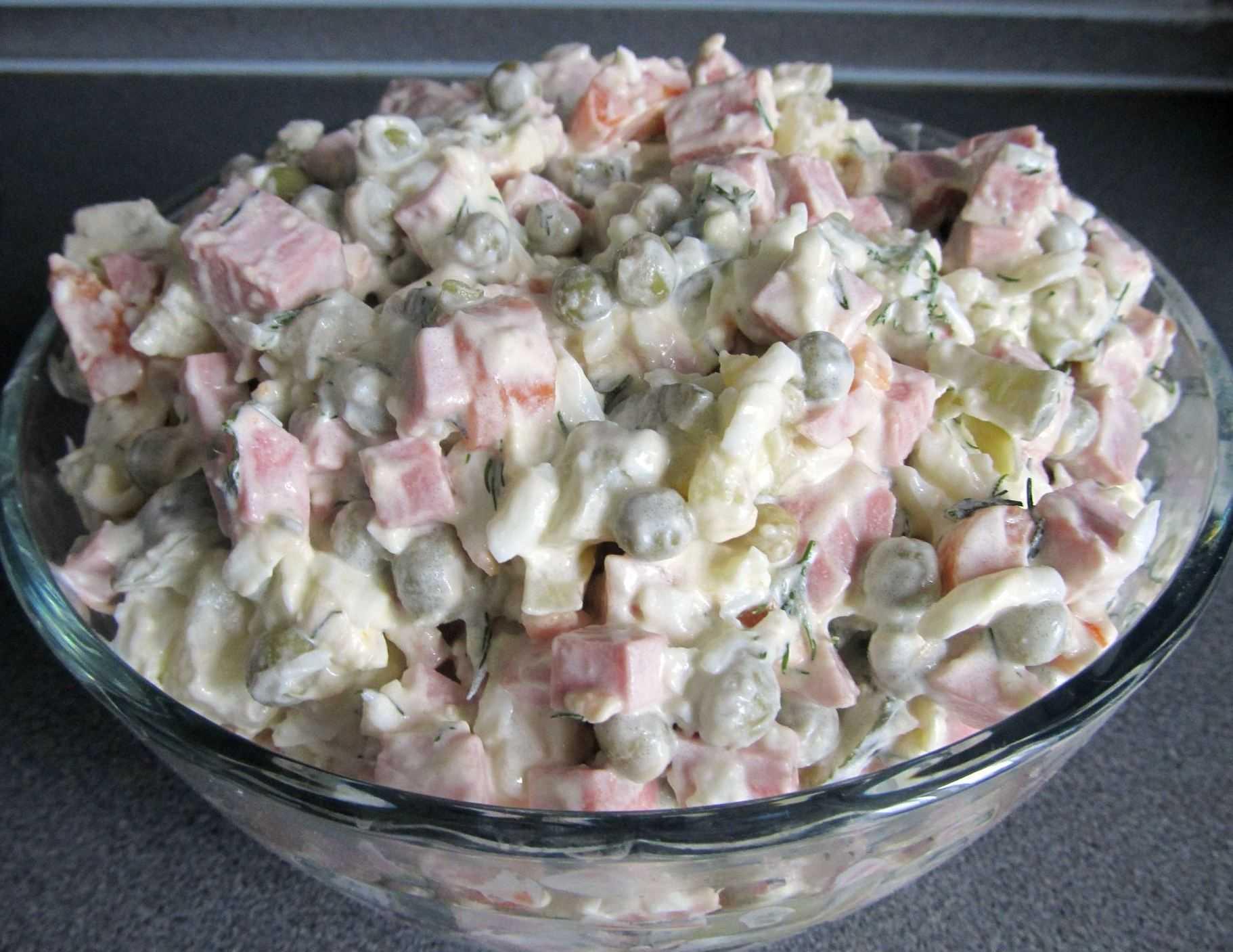 Сытный салат для всей семьи На страничке вы найдете похожие рецепты, подсказки, пошаговые фото этапов, кулинарные советы, комментарии пользователей, рекомендации