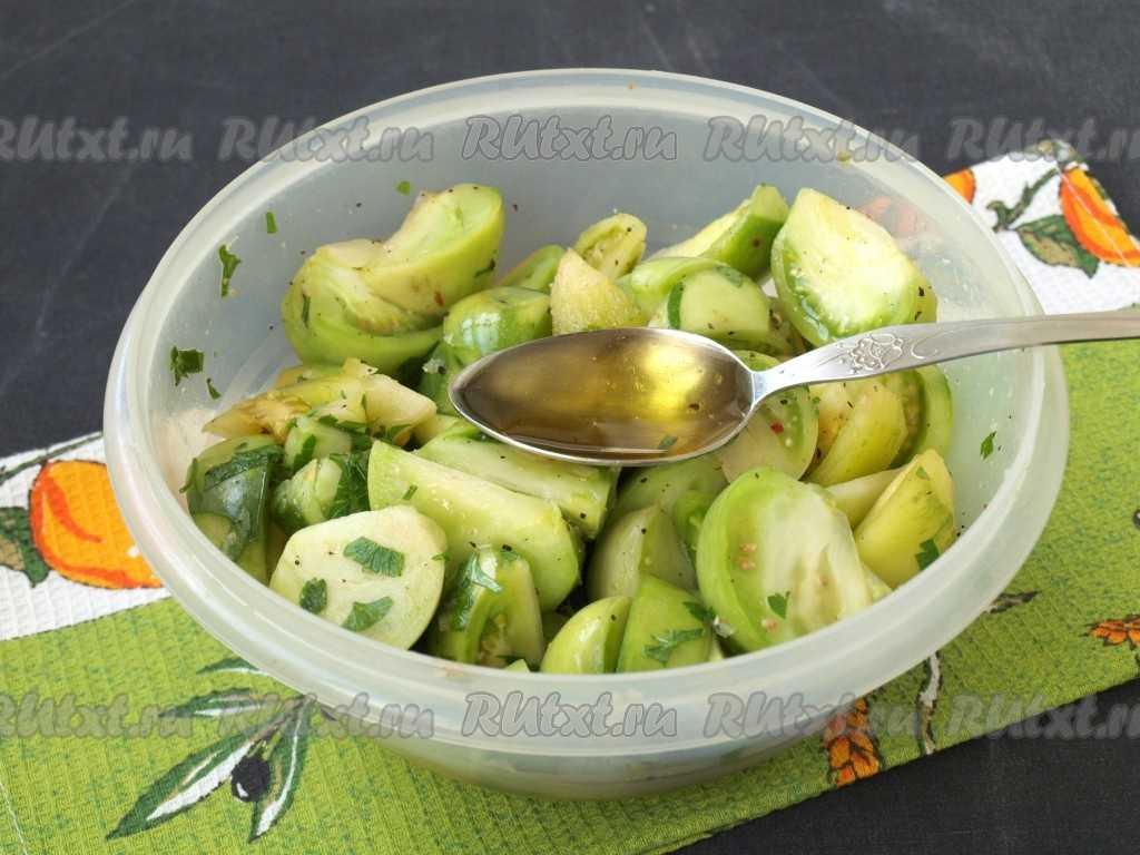 Мои вкуснейшие квашеные зеленые помидоры: лучшие рецепты приготовления